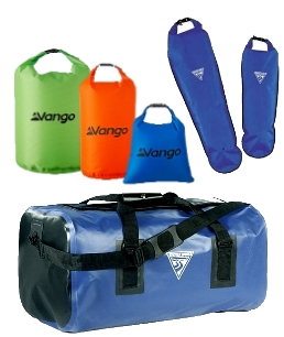 Dry Bags and Cases