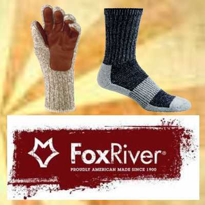 Fox River 20% off sale